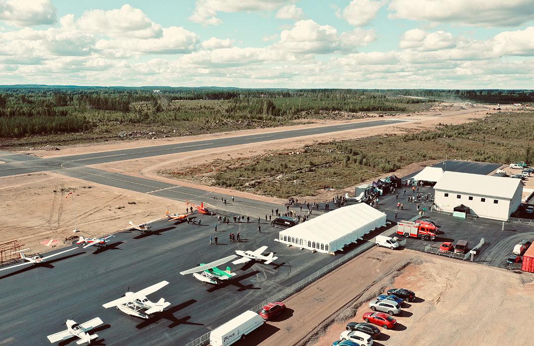 Helsinki-East Aerodrome